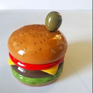 Other - Hamburger dip container